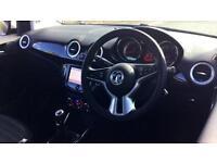 2015 Vauxhall Adam 1.4i Glam 3dr Manual Petrol Hatchback