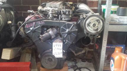 NISSAN 300ZX Z31 TURBO 2.0L V6 VG20ET ENGINE Campbelltown Campbelltown Area Preview