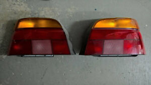 OEM BMW E39 5 Series Tail Light Assemblies *Price Reduced*