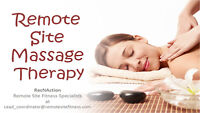 Looking for Registered Massage Therapists - Alberta & BC