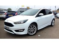 2018 Ford Focus 1.5 EcoBoost ST-Line 5dr Manual Petrol Hatchback
