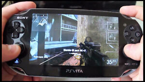 PS Vita with 3g/Wifi, Great Condition, used only a few times