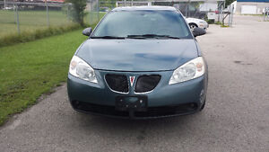 2005 Pontiac G6 SAFETIED & E-TESTED LEATHER