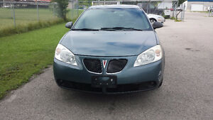2005 Pontiac G6 SAFETIED & E-TESTED LEATHER London Ontario image 1