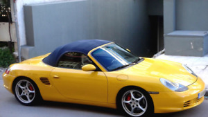 2004 boxster s