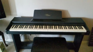 Digital Piano-  Beginners, Experienced and Budding Artists