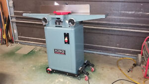 """6"""" King Industrial Jointer"""