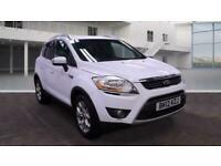 2012 Ford Kuga 2.0 TDCi 140 Zetec 5dr ++ FSH / CLIMATE / PRIVACY / ALLOYS ++ EST