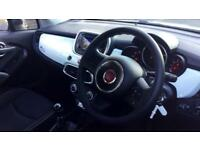 2015 Fiat 500X 1.6 E-torQ Pop 5dr Manual Petrol Hatchback