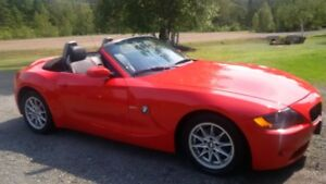 2003 BMW Z4 Roadster Convertible