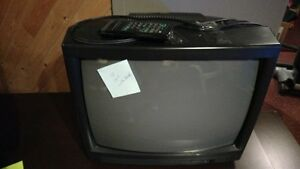 Citizen TV with remote