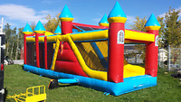 TNT supplies Bouncy Castles,Tents,Chairs ,Food Carts & more