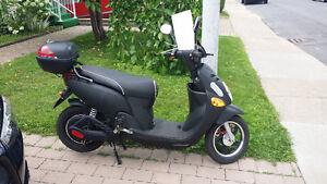 Scooter Électrique 2014