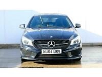 2014 MERCEDES CLA CLA 220 CDI AMG Sport 4dr Tip Auto Coupe diesel Automatic