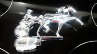 VINTAGE NEW OLD STOCK HOOD ORNAMENT