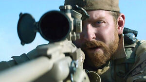 American Sniper DVD London Ontario image 2