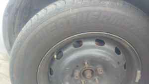 Quality used tires get your snow tires now at a reasonable price