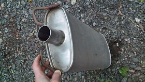 FORD MUFFLER QUIET FLOW $60 REDUCED NOW $50