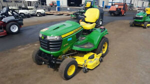 Power Equipment at Auction - Mowers, Trimmers, Blowers, and more
