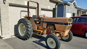 1990 CASE IH 485 Tractor