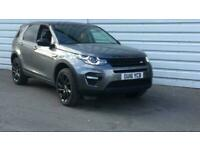 2016 Land Rover Discovery 2.0 TD4 180 HSE Luxury 5dr Auto SUV diesel Automatic