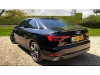 2016 Audi A4 2.0T FSI S Line Technology Pac Manual Petrol Saloon