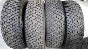 P185/65R14 Goodyear Ultra grip tires