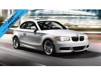2011 11 BMW 1 SERIES 2.0 118D M SPORT 2D 141 BHP DIESEL