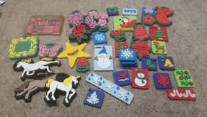 Lot of Stamps with Stamp Pads
