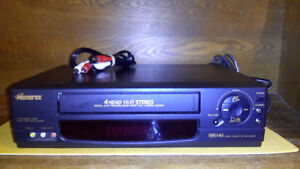 Memorex 4 Head VHS Player