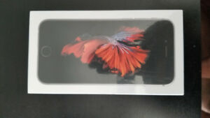 Brand new iphone 6s 32 gb unlocked