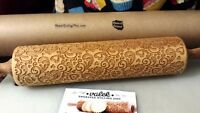Brand New Engraved Rolling Pin
