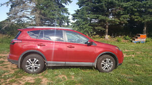 FIRST 3 MONTHS FREE!!! Lease takeover 2016 Toyota RAV4 SUV