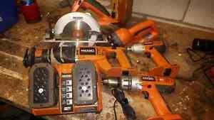 Radio and cordless kit