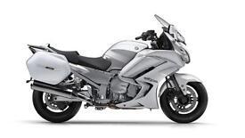 2016 Yamaha FJR1300AE 1298.00 cc