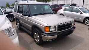 1999 Land Rover landrover discovery 2 discovery ii