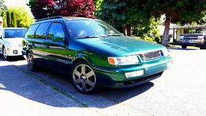 1996 Volkswagen Passat TRT Wagon