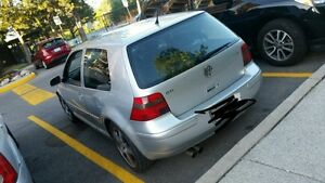 Price reduced ••• 2002 Volkswagen Golf GTI Hatchback