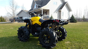 2012 Can-am Renegade 1000xxc