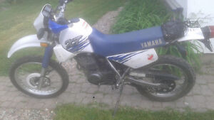 1998 XT350 parting out
