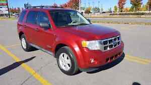 Ford Escape XLT V6 4WD 2008