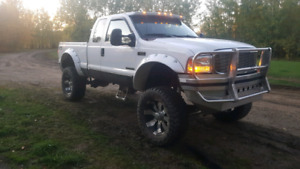 2000 ford f250 Looking for a standard swap not for sale