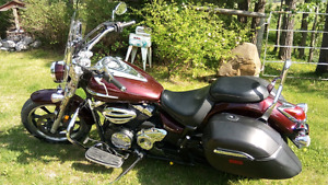 2009 Yamaha VStar Tourer Reduced