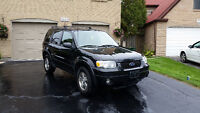 2005 Ford Escape LIMITED SUV 4X4 FULLY LOADED