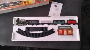 New Bright Rio Grande Train Set Model 171/173