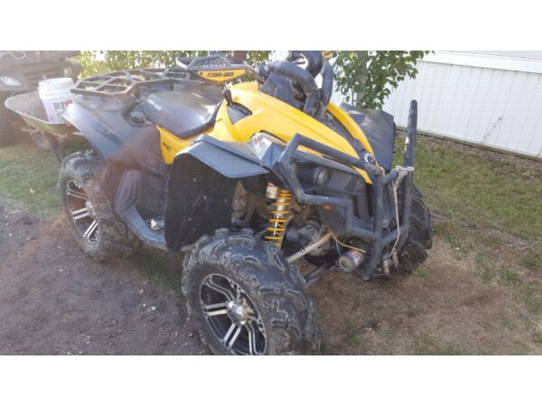 Used 2010 Can-Am Renegade Xxc