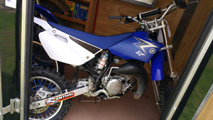 2010 YZ 85 mint condition