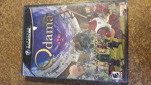 New sealed copy of Odama for gamecube