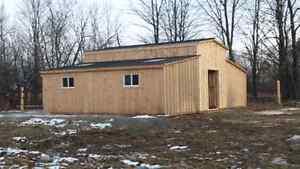 Run-in shelters & barns Peterborough Peterborough Area image 5