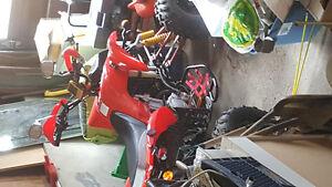 Yamamoto 250 cc Vtt flambant neuf de lanne passer seulement 13 k